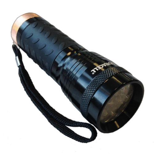 LED-Taschenlampe Duracell CMP-5 mit 14 LEDs und inkl. 3x AAA Batterien