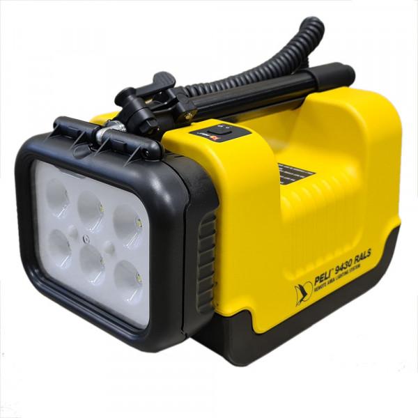 Peli 9430 LED Beleuchtungssystem für abgelegene Gebiete