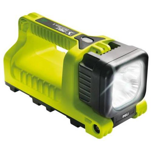 Peli 9415Z0 LED Taschenlampe, EX-geschützt Zone 0, ATEX 2015, Gelb