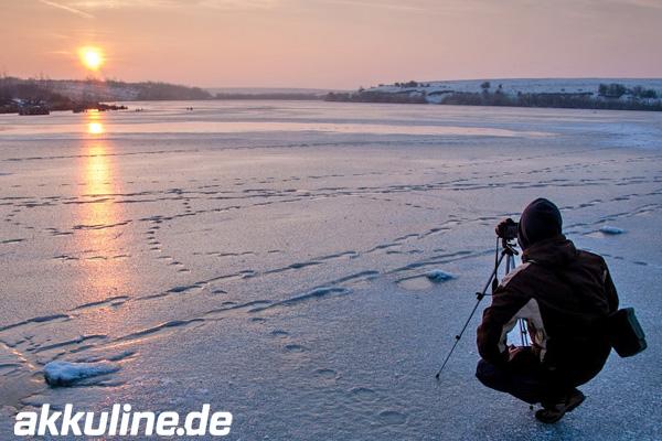 4 Tricks für Kamera-Akkus bei Kälte