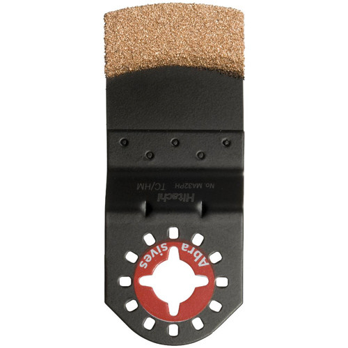 MA32PH abrasives Multitoolblatt 32 mm breit, HM K50 bestückt - für HiKoki Multitool