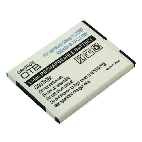 Akku passend für Samsung EB454357VU 3,7Volt 950mAh Li-Ion