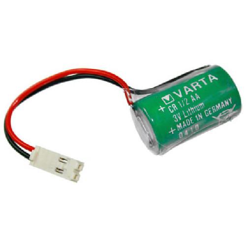 Varta CR1/2AA Lithium Spezial-Batterie 3V mit Kabel & Stecker
