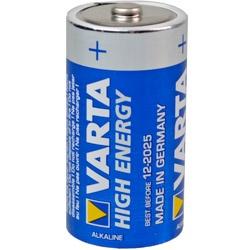 Varta High Energy Baby Test, erreichte Zeit: 76 Min.