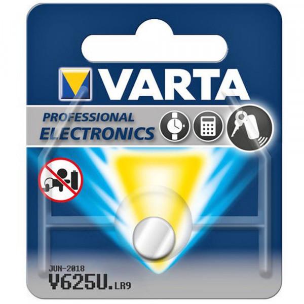 Varta V625U Photo-Batterie LR9 Knopfzelle 1,5V 200mAh (Type 4626)