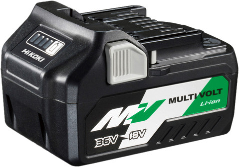 Hikoki BSL36A18 Multi Volt Akku 36/18V 2.5/5.0Ah
