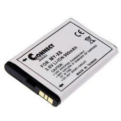 Akku passend für Sagem MY-X6 3,6Volt 900mAh Li-Ion (kein Original)