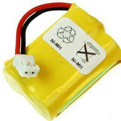 Akku für Audioline DECT 7800 mit 2,4V 350mAh Ni-MH