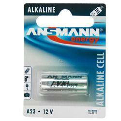 Ansmann Batterie A23 mit 12V