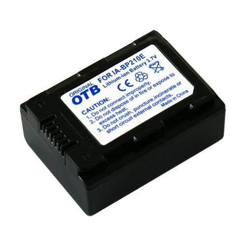 Akku passend für Samsung BP210E 3,7Volt 1.800mAh Li-Ion (kein Original)