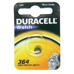 Duracell D364 Knopfzelle