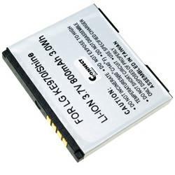 Akku passend für LG LGIP-470A / SPPL0085706 3,7Volt 600mAh Li-Ion (kein Original)