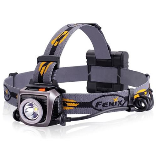 Fenix HP 15 XM-L2 (U2) LED Kopfleuchte Ultimate Edition mit 900 Lumen und 178 Meter Leuchtweite