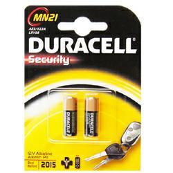 Duracell MN21 Batterie mit 12 Volt im 2er Blister