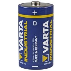Varta Mono Industrial Batterie 4020 Mono LR20 Test
