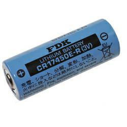 FDK (ehemals Sanyo) CR17450E-R Lithium Zelle 3,0Volt 2500mAh ohne Lötfahne