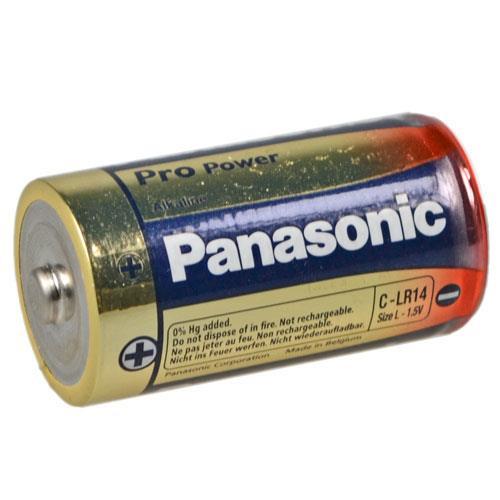 Panasonic Pro Power LR14PPG Batterie C ( Baby) - 1 Stück
