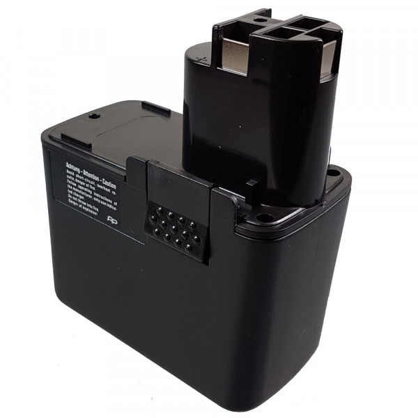 P2002 Akku passend für Bosch 2607335252 / 14,4V 1,7Ah Ni-MH