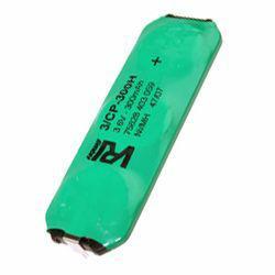 VARTA Knopfzellenakku CP300H Flatpack 3,6Volt 300mAh NiMH mit 3er Printanschlüssen