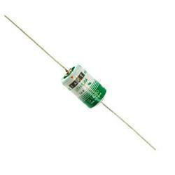 Saft LS14250CNA 1/2AA mit Axialer Draht
