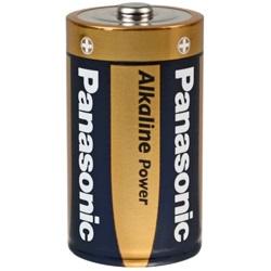 Panasonic Alkaline Power Mono Test, erreichte Zeit: 260 Min.