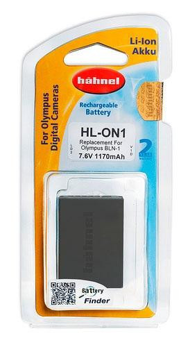 Akku passend für Olympus BLN-1 7,6Volt 1.170mAh Li-Ion (kein Original)
