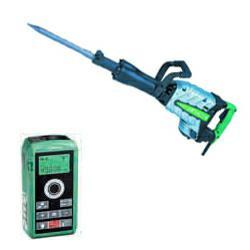 HiKoki Abbruchhammer H 65SB2 Abbruchhammer inkl. Entfernungsmesser UG50Y