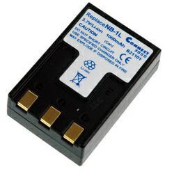 Akku passend für Canon NB-1L / NB-1LH 3,7Volt 950mAh Li-Ion (kein Original)
