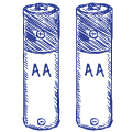 AA LR6 Mignon Batterie Test