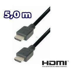 HDMI Kabel mit 19 pol. Stecker - 5,0m