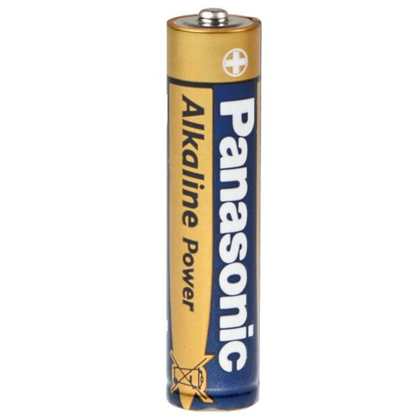 PANASONIC Alkaline Power Micro 4 Stück LR03APB