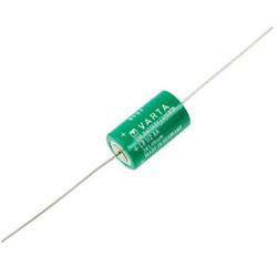 VARTA Lithium Batterie CR1/2AA Spezial-Batterie 3,0Volt mit Axialdrahtanschluss