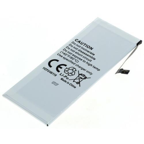 Ersatzakku für Apple iPhone 6S Plus mit 3,8 Volt 2750mAh (kein Original)