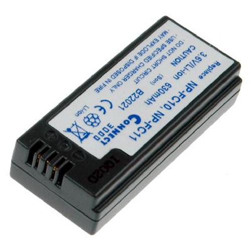 Akku passend für Sony NP-FC10 / NP-FC11 3,7Volt 700mAh Li-Ion (kein Original)