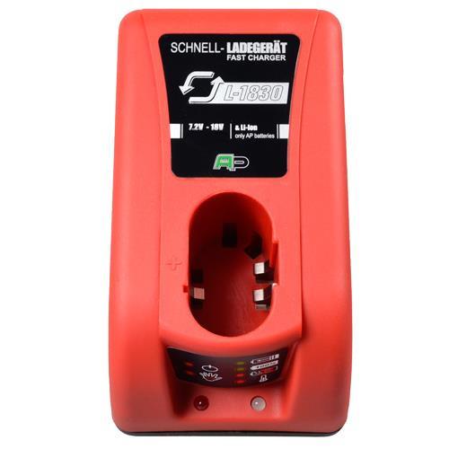 Ersatz-Ladegerät passend für Gesipa 14,4V Li-Ion Werkzeug-Akkus (kein Original Gesipa)