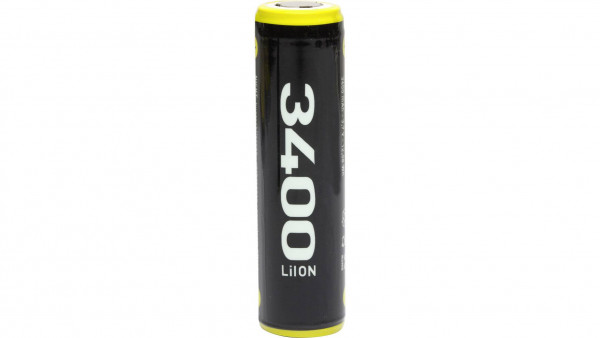 ECELL18650 Li-Ion Akku 3400 mAh, geschützt