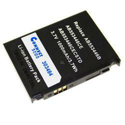 Akku passend für Samsung AB553446CE 3,7Volt 600mAh Li-Ion (kein Original)