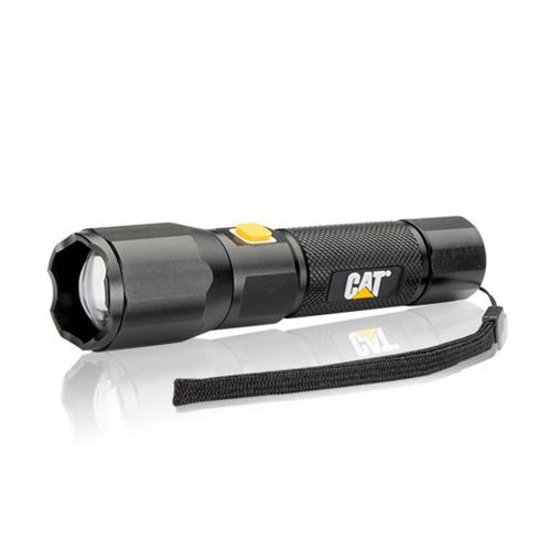CT2405 Taktische Akku Taschenleuchte fokussierbar mit 420 Lumen, 3 W CREE® LED