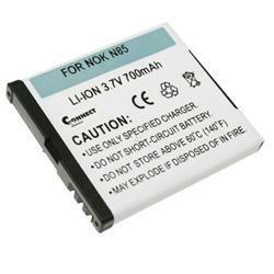 Akku passend für Nokia BL-5K 3,7Volt 700mAh Li-Ion (kein Original)