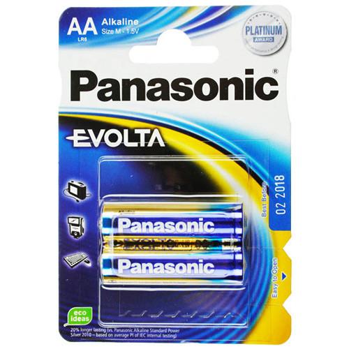 AA Panasonic Evolta Mignon 1,5V LR6EGE