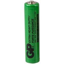 GP green Battery Micro Test, erreichte Zeit: 2 Min.