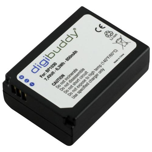 Akku passend für Samsung BP-1030 / BP-1130 7,4Volt 750-860mAh Li-Ion (kein Original)