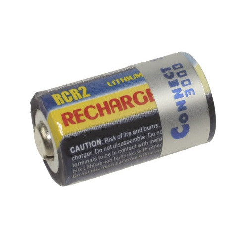 Photo Lithium-Akku CR2, CR-2, CR2EP, 3Volt, 250mAh