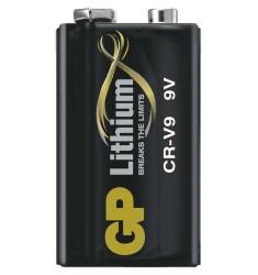 GP CR-V9 Lithium 9V Test, erreichte Zeit: 392 Min.