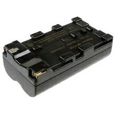 Akku passend für Sony NP-F330 7,2Volt 1.100mAh Li-Ion (kein Original)