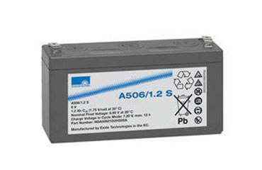 6 Volt Batterien