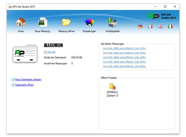 Software für A36 - KPS Lite