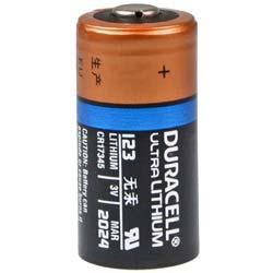 Duracell CR123a: Beste Fotobatterie im Test