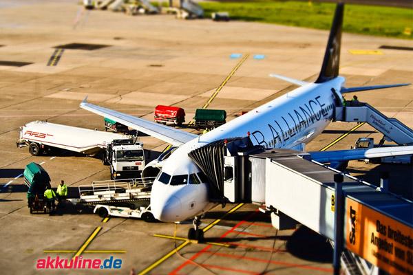 Richtlinien zu Lithium Akkus & Batterien im Flugzeug