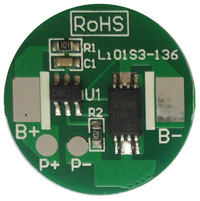 Schutzelektronik (PCB) für 18650 Akkus